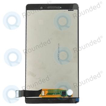Huawei P8 Max Display module LCD + Digitizer gold  image-1