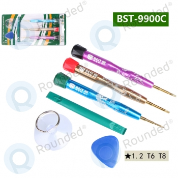 Best BST-9900B Screwdriver and opening tools  image-1