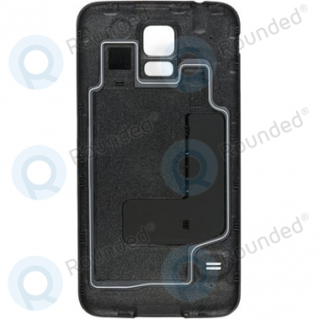 Samsung Galaxy S5 Neo (SM-G903F) Battery cover black GH98-37898A image-1