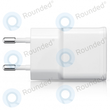 Samsung USB travel charger 2000 mAh incl. Data cable white (Bulk) ETA-U90EWE ETA-U90EWE image-1
