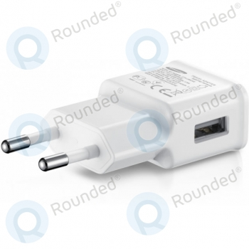 Samsung USB travel charger 2000 mAh incl. Data cable white (Bulk) ETA-U90EWE ETA-U90EWE image-2