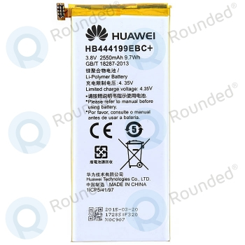 Huawei Honor 4C (G Play Mini) Battery HB444199EBC 2550mAh
