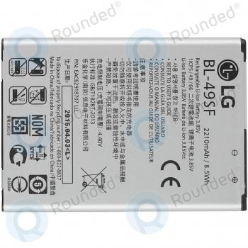 LG G4s, G4 Beat (H735) Battery BL-49SF 2300mAh EAC62919001 image-1
