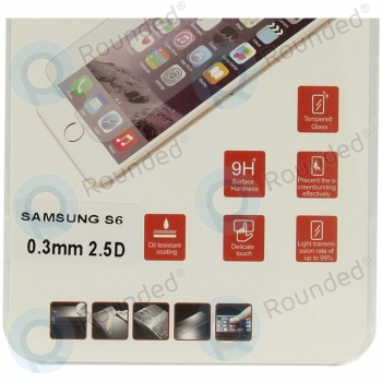 Samsung Galaxy S4 Mini Tempered glass   image-2