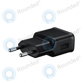 Samsung USB  Travel charger 2000mAh incl. USB 3.0 21 pin Data cable black (EU blister) EP-TA12EBEQGWW + ET-DQ11Y1BE EP-TA12EBEQGWW + ET-DQ11Y1BE image-1