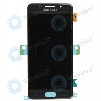 Samsung Galaxy A3 2016 (SM-A310F) Display unit complete blackGH97-18249B