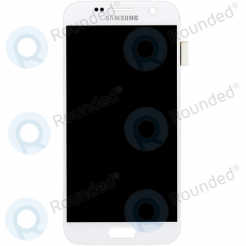 Samsung Galaxy S7 (SM-G930F) Display unit complete whiteGH97-18523D