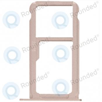 Huawei P9 Sim tray rose gold  image-1