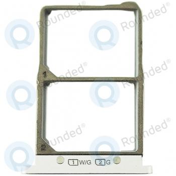 Lenovo Vibe Z2 Pro (K920) Sim tray white  image-1