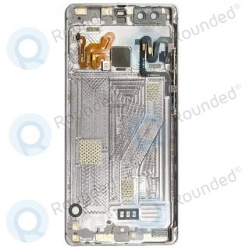 Huawei P9 Plus Back cover black  image-1
