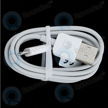 Huawei KA065 microUSB data cable 1 meter white   image-1