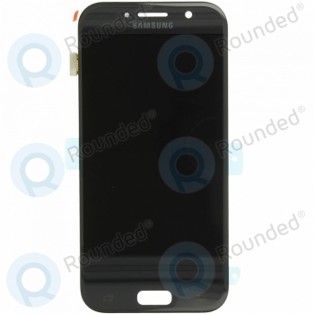 Samsung Galaxy A5 2017 (SM-A520F) Display unit complete black GH97-19733A GH97-19733A