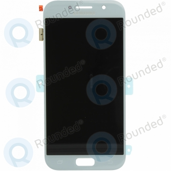 Samsung Galaxy A5 2017 (SM-A520F) Display unit complete blue GH97-19733C GH97-19733C