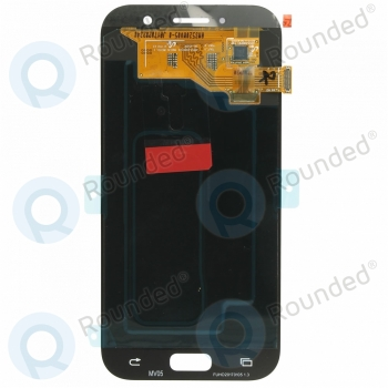 Samsung Galaxy A5 2017 (SM-A520F) Display unit complete blue GH97-19733C GH97-19733C image-1