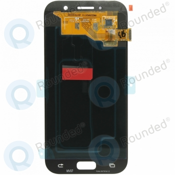 Samsung Galaxy A5 2017 (SM-A520F) Display unit complete gold GH97-19733B GH97-19733B image-1