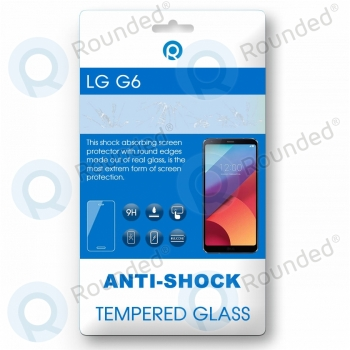 LG G6 Tempered glass