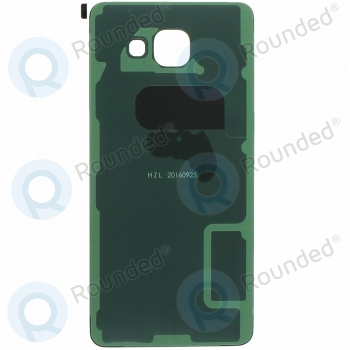 Samsung Galaxy A5 2016 (SM-A510F) Battery cover black GH82-11020B image-1