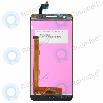 Lenovo C2 (K10A40) Display module LCD + Digitizer white  image-1
