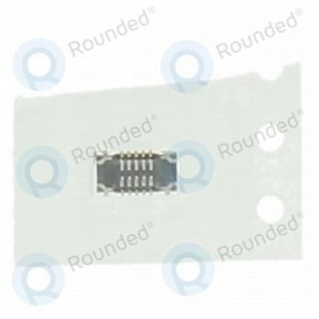 Samsung 3710-002954 Board connector BTB Socket 2x5pin 3710-002954 image-1