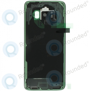 Samsung Galaxy S8 (SM-G950F) Battery cover black GH82-13962A image-1