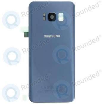 Samsung Galaxy S8 (SM-G950F) Battery cover blue GH82-13962D
