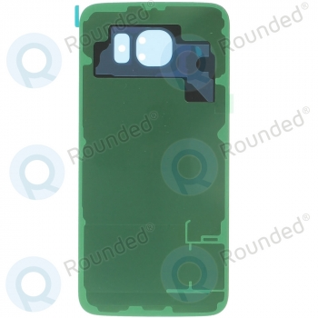 Samsung Galaxy S6 (SM-G920F) Battery cover blue GH82-09548D GH82-09548D image-1