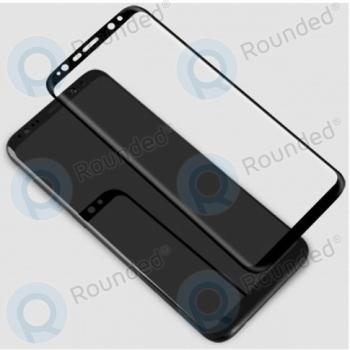 Samsung Galaxy S8 Plus Tempered glass 3D black  image-2