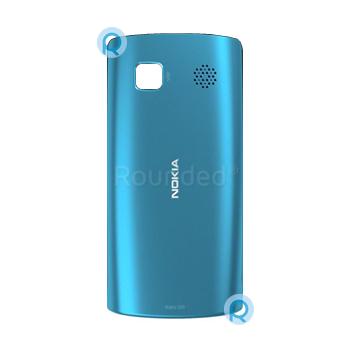 Nokia 500 Battery Cover Blue