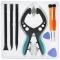 Kaisi K-1288 Professional display LCD opening pliers tool set 10pcs