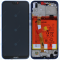 Huawei P20 Lite (ANE-L21) Display module frontcover+lcd+digitizer+battery klein blue 02351VUV