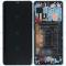 Huawei P30 Pro (VOG-L09 VOG-L29) Display module frontcover+lcd+digitizer+battery aurora blue 02352PGE