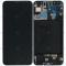 Samsung Galaxy A50 (SM-A505F) Display module LCD + Digitizer black GH82-19204A