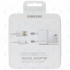 Samsung Fast travel charger 2000mAh incl. USB data cable type-C white (EU Bister) EP-TA20EWECGWW