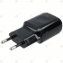 LG Travel charger 1.8A black MCS-04ER