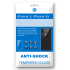 iPhone X, iPhone Xs Tempered glass 3D black (BACK SIDE)