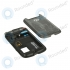 Blackberry Bold 9790 Middle cover black incl. battery cover (complete package)
