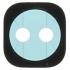 Samsung Galaxy S8 Plus (SM-G955F) Adhesive sticker camera window GH02-14444A GH02-14444A