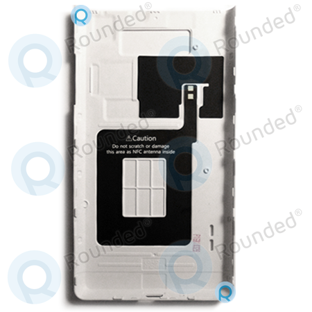 LG P700 Optimus L7 battery cover, battery housing white spare part LG-UO PC-GB1 47791
