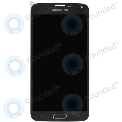 Samsung Galaxy S5 Neo (SM-G903F) Display unit complete blackGH97-17787A image-1