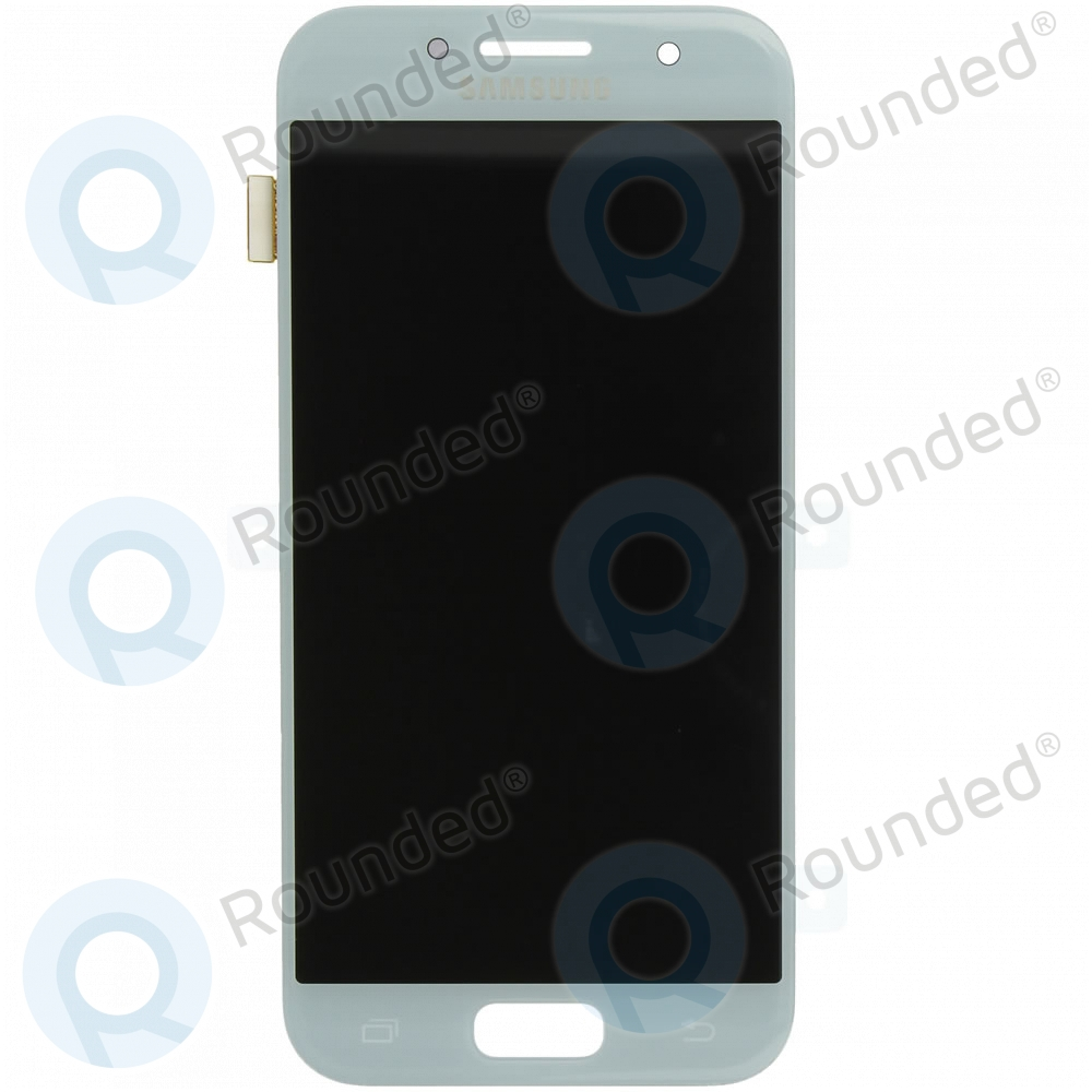 Samsung Galaxy A3 2017 (SM-A320F) Display unit complete blue GH97-19732C GH97-19732C