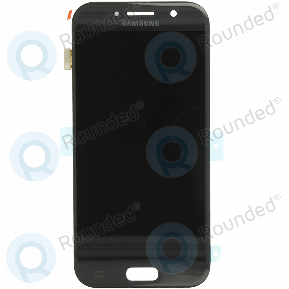 Samsung Galaxy A5 2017 (SM-A520F) Display unit complete black GH97-19733A GH97-19733A