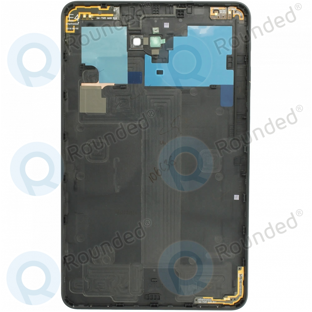 samsung galaxy tab a 10 1 2016 lte sm t585 battery cover. Black Bedroom Furniture Sets. Home Design Ideas