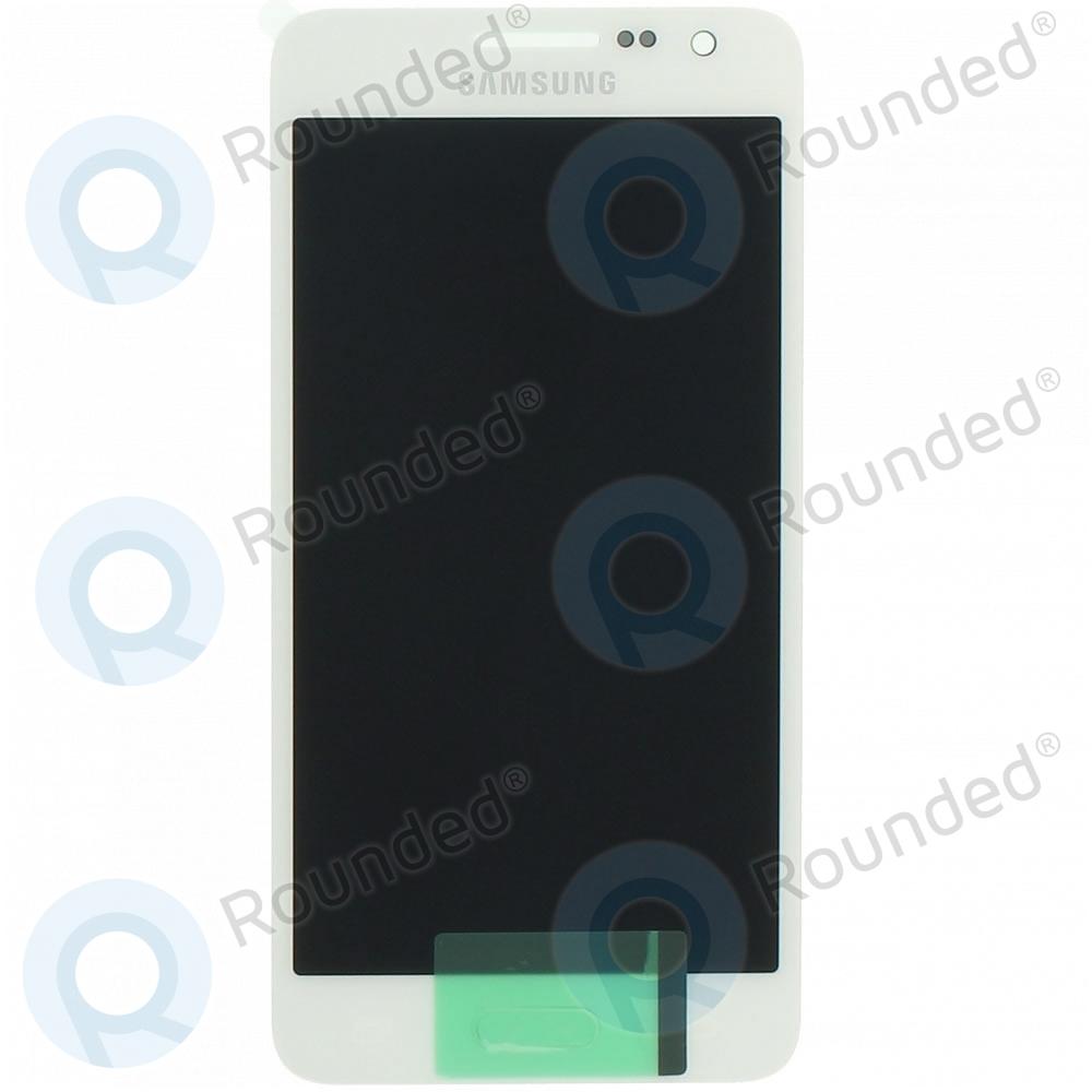 Samsung Galaxy A3 (SM-A300F) Display unit complete white GH97-16747A GH97-16747A