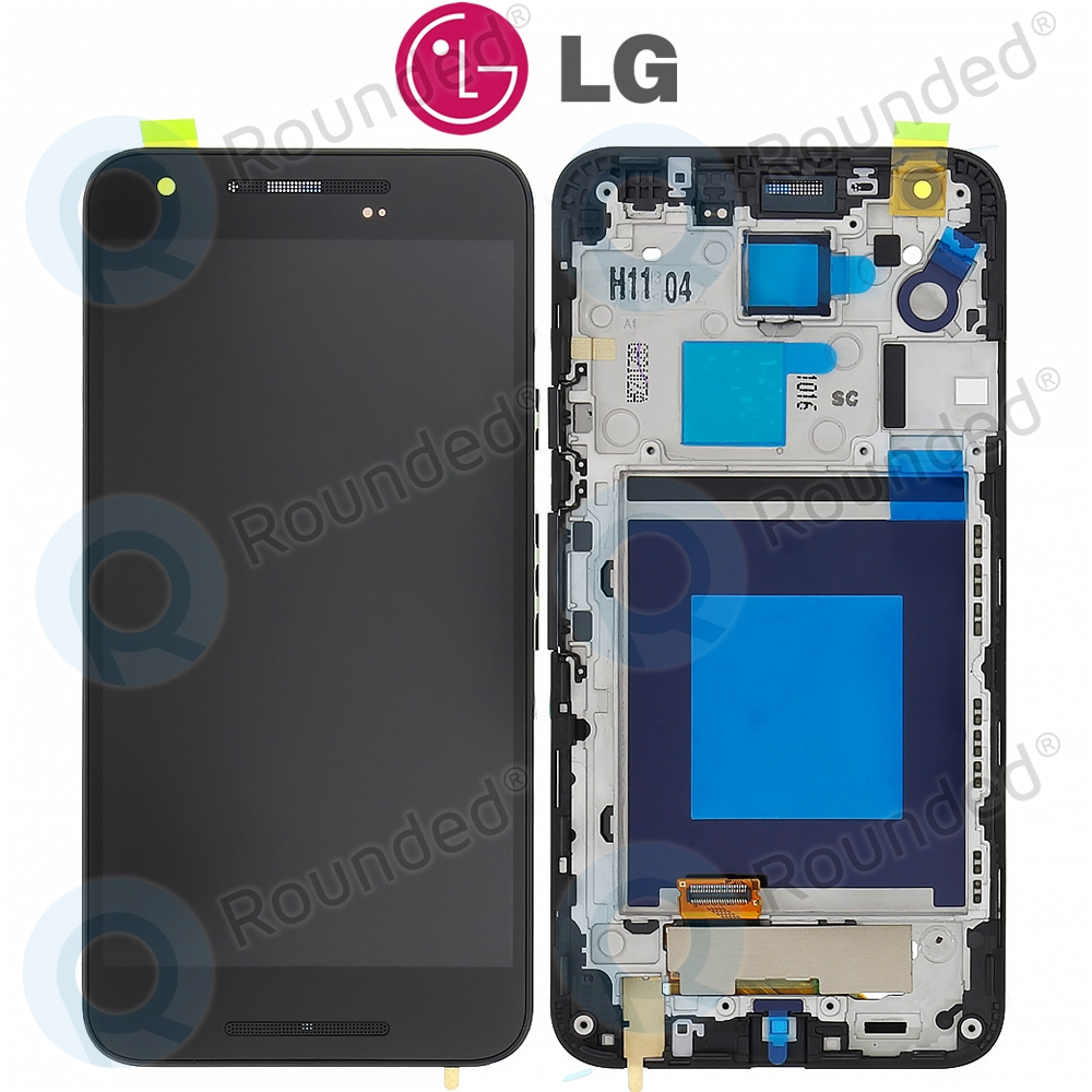 LG Nexus 5X (H790, H791) Display unit complete black ACQ88485501 ACQ88485501