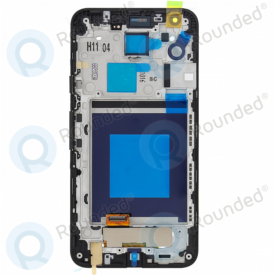 LG Nexus 5X (H790, H791) Display unit complete black ACQ88485501 ACQ88485501 image-1