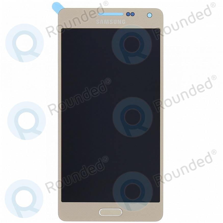 Samsung Galaxy A5 (SM-A500F) Display unit complete gold GH97-16679F GH97-16679F