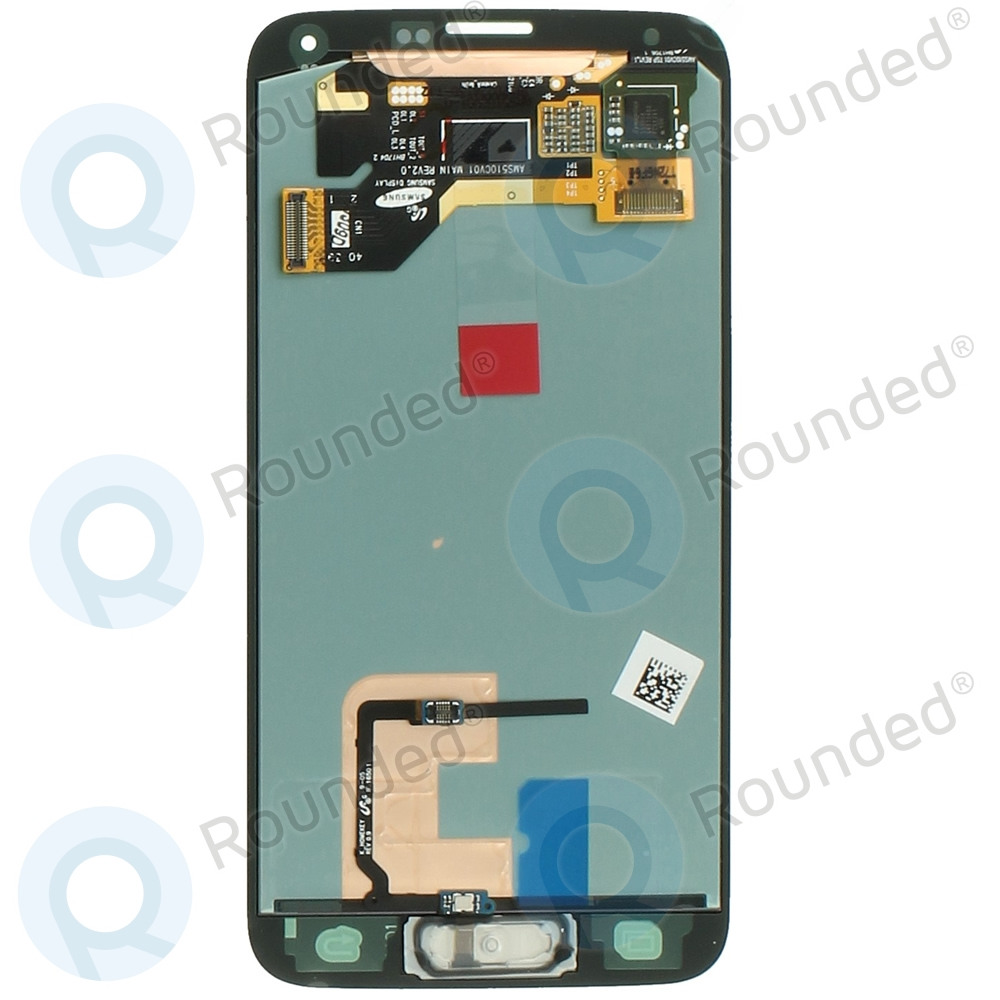 Samsung Galaxy S5 (SM-G900F) Display unit complete gold GH97-15959D GH97-15959D image-1