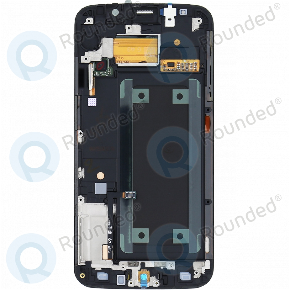 Samsung Galaxy S6 Edge (SM-G925F) Display unit complete gold GH97-17162C GH97-17162C image-2